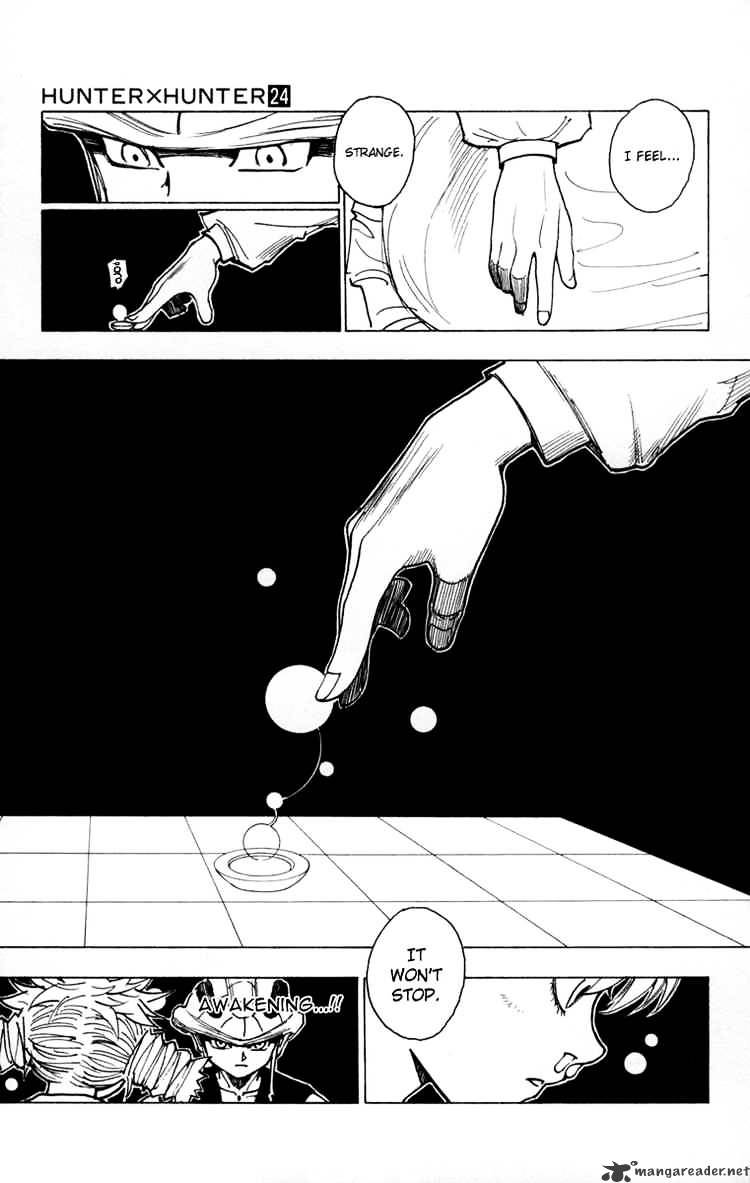 Hunter X Hunter Chapter 257  Online Free Manga Read Image 3