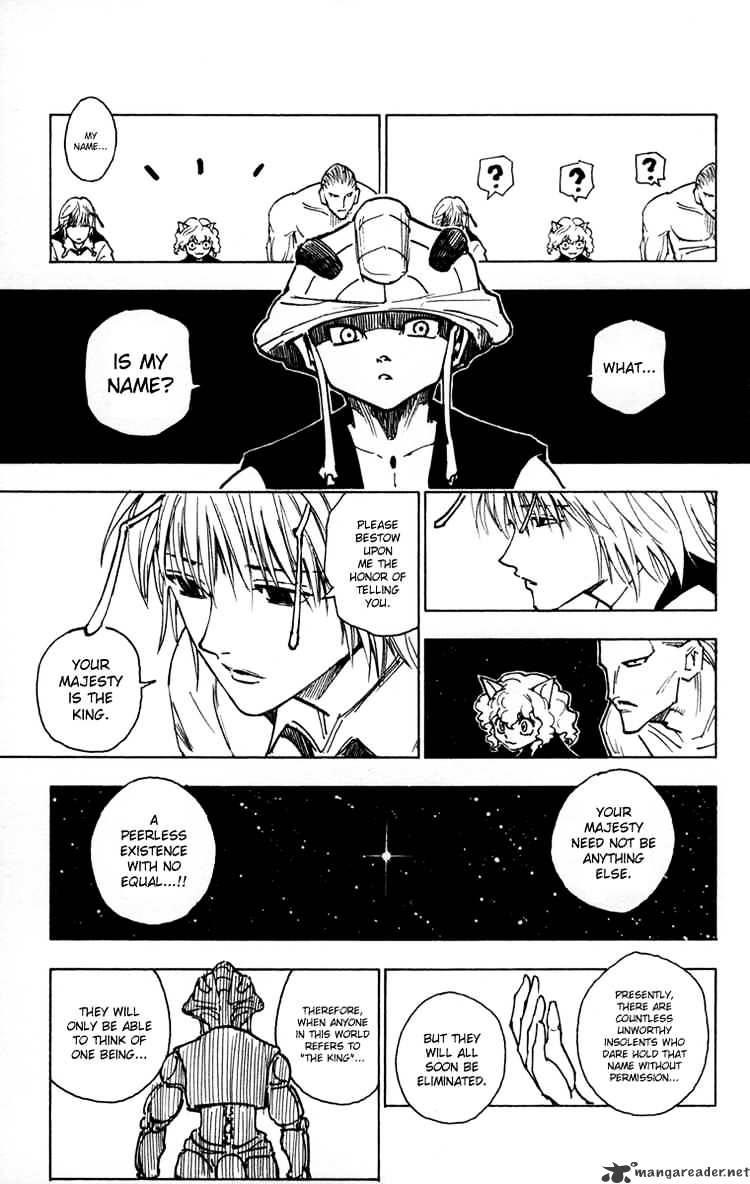Hunter X Hunter Chapter 257  Online Free Manga Read Image 9