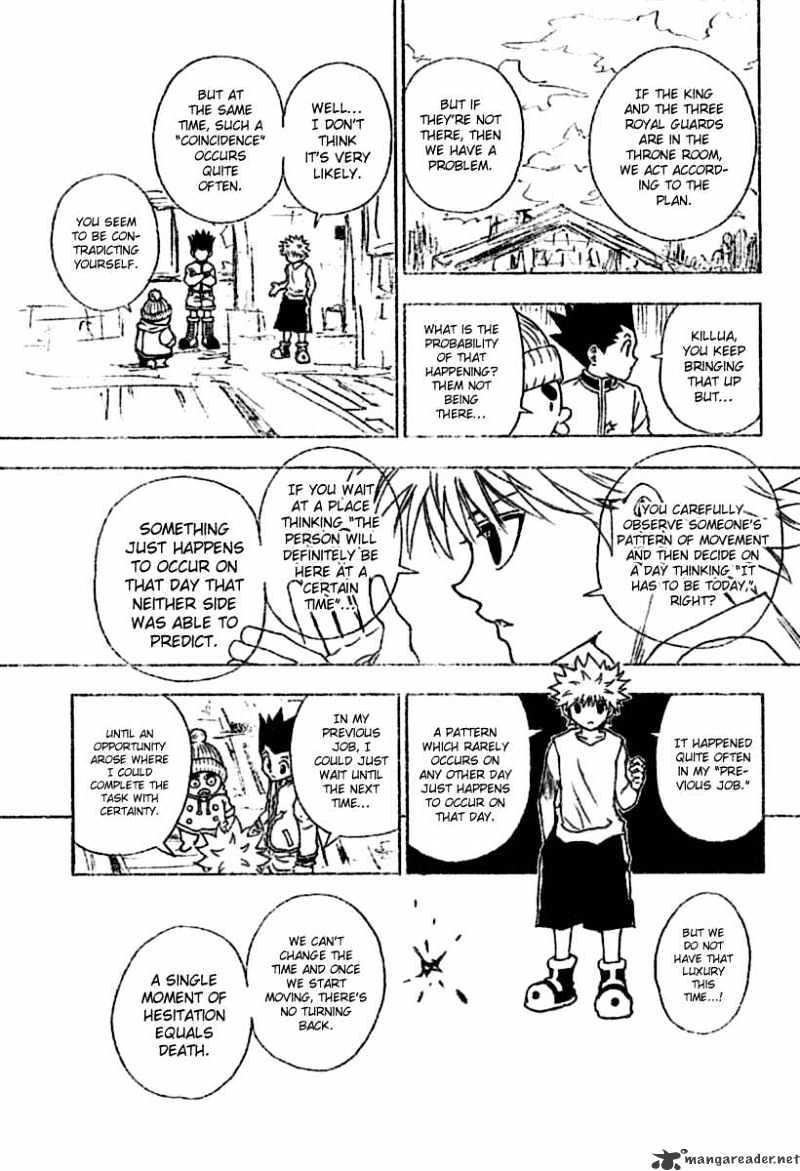Hunter X Hunter Chapter 258  Online Free Manga Read Image 11