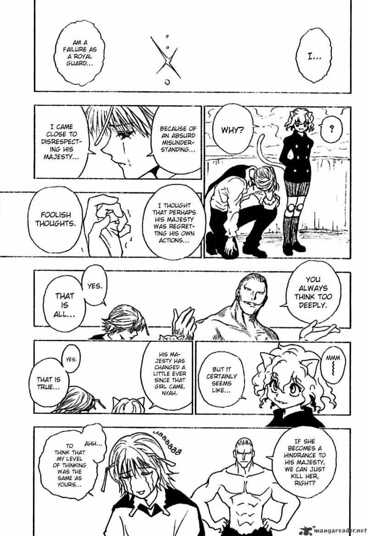 Hunter X Hunter Chapter 258  Online Free Manga Read Image 3