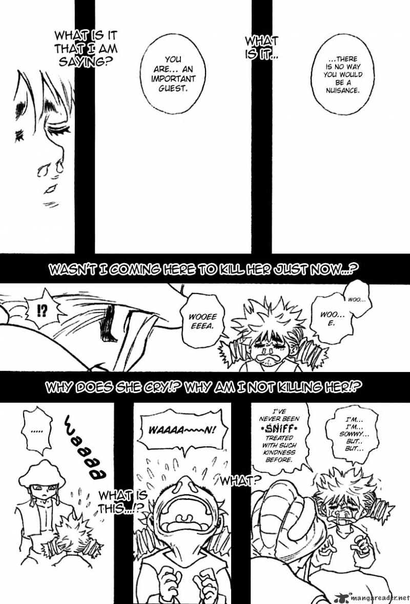 Hunter X Hunter Chapter 258  Online Free Manga Read Image 8