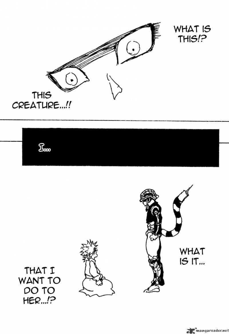 Hunter X Hunter Chapter 258  Online Free Manga Read Image 9