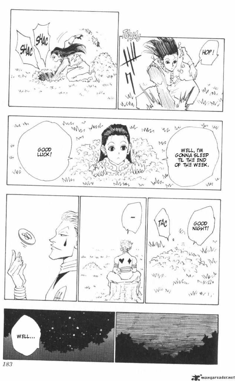 Hunter X Hunter Chapter 26  Online Free Manga Read Image 18