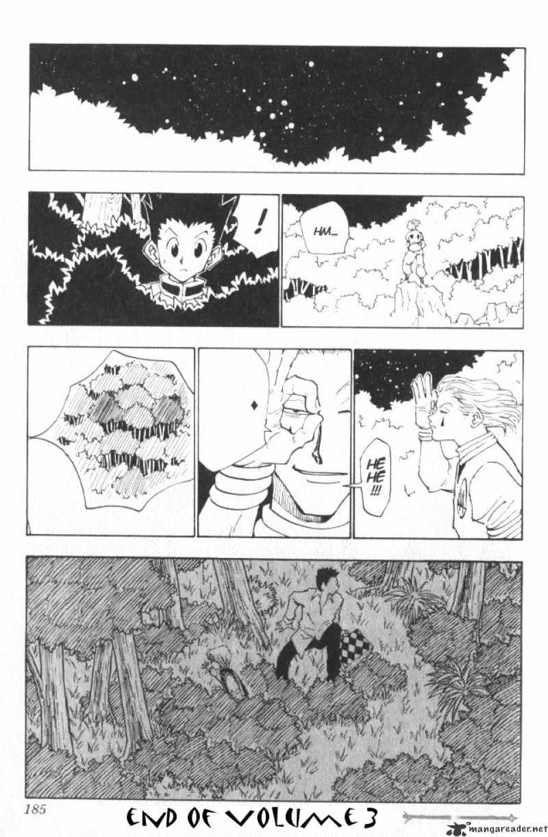 Hunter X Hunter Chapter 26  Online Free Manga Read Image 20