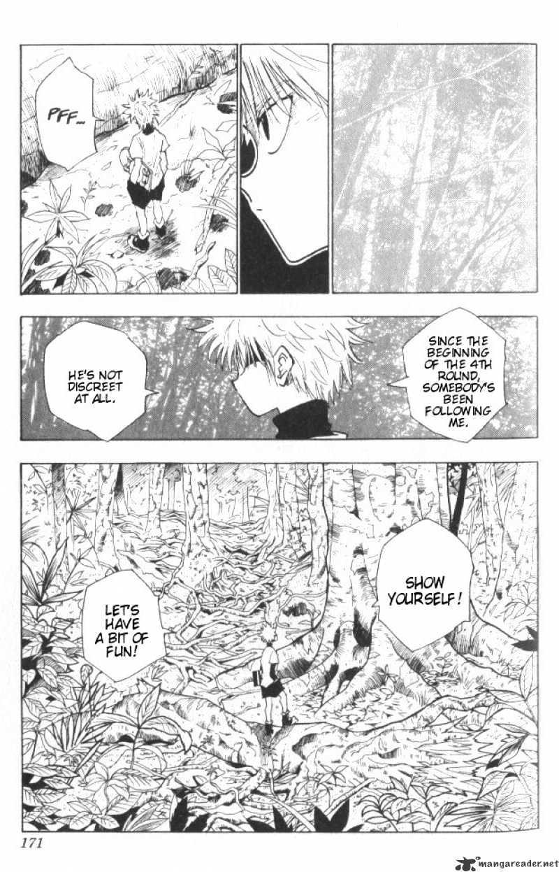 Hunter X Hunter Chapter 26  Online Free Manga Read Image 6