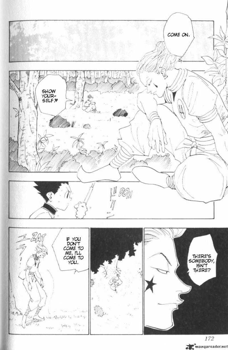 Hunter X Hunter Chapter 26  Online Free Manga Read Image 7