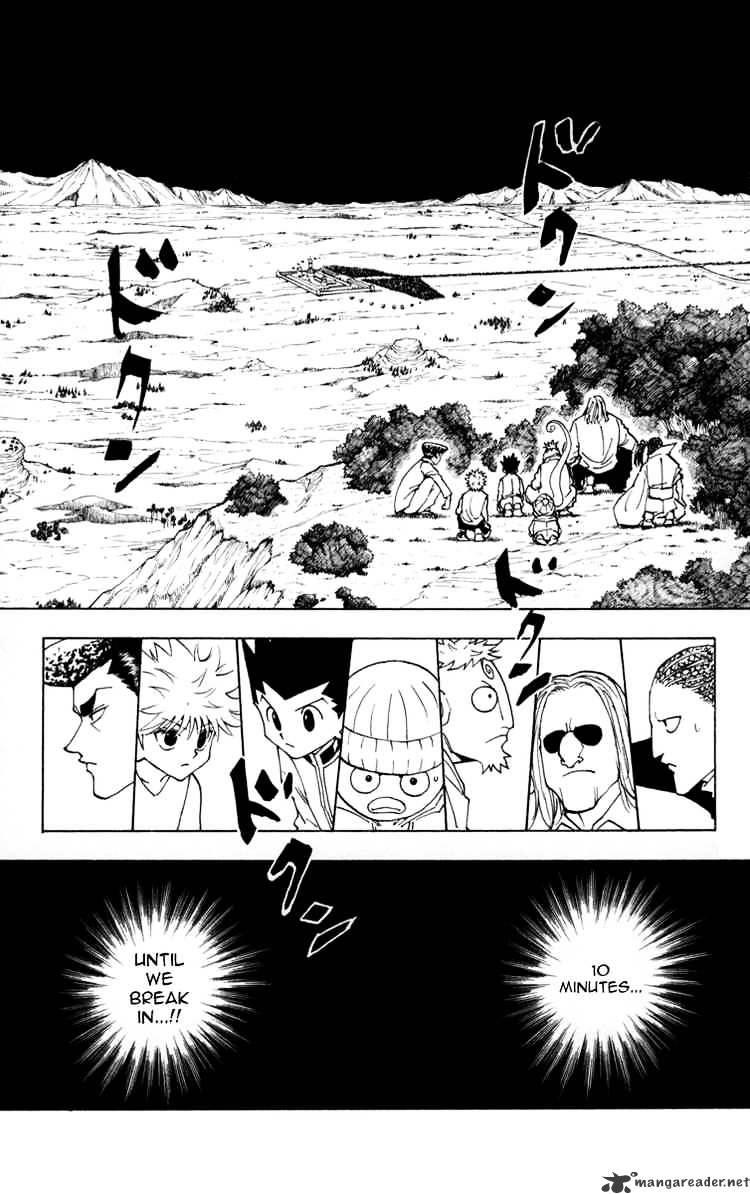 Hunter X Hunter Chapter 260  Online Free Manga Read Image 14