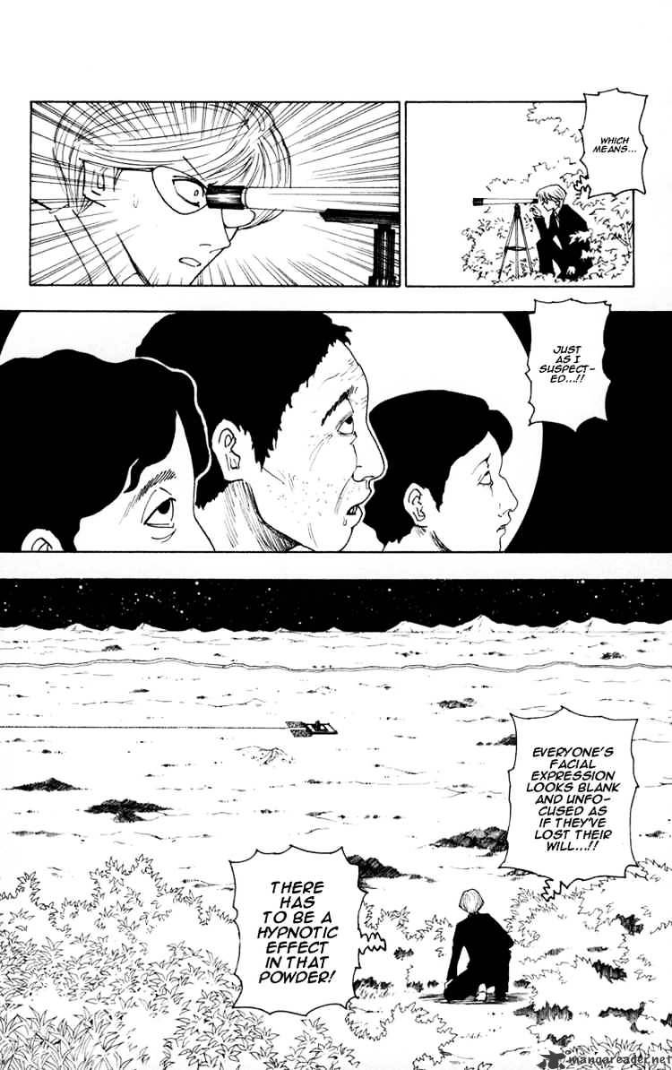 Hunter X Hunter Chapter 260  Online Free Manga Read Image 2
