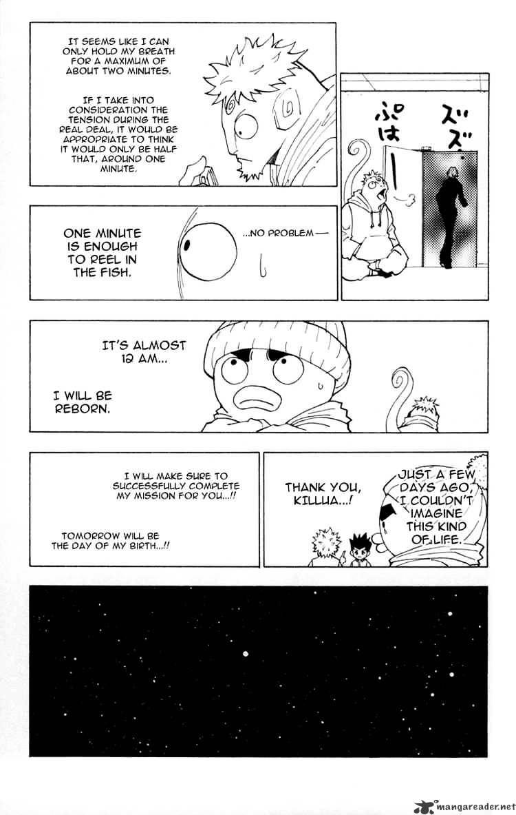 Hunter X Hunter Chapter 260  Online Free Manga Read Image 9