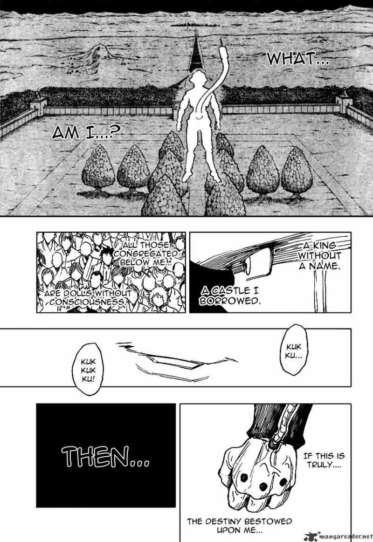 Hunter X Hunter Chapter 261  Online Free Manga Read Image 12