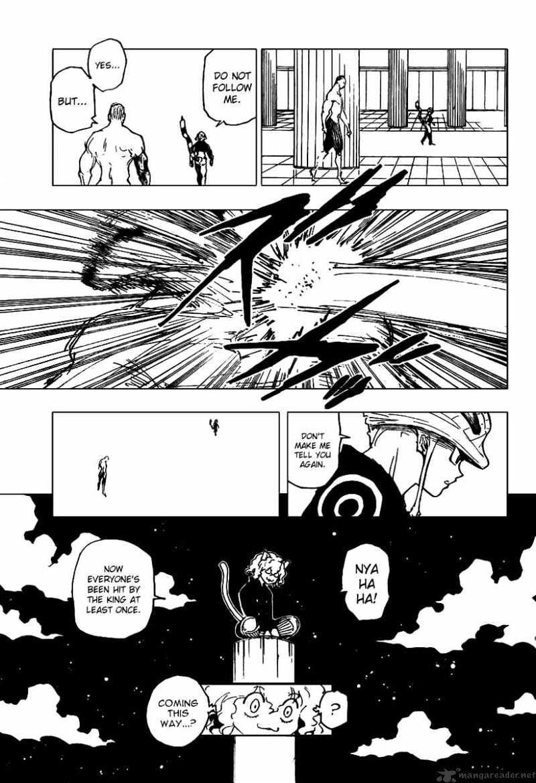 Hunter X Hunter Chapter 261  Online Free Manga Read Image 15