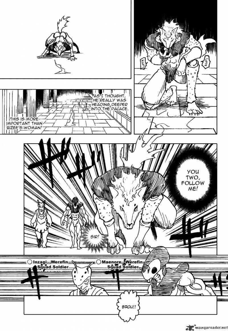 Hunter X Hunter Chapter 261  Online Free Manga Read Image 8