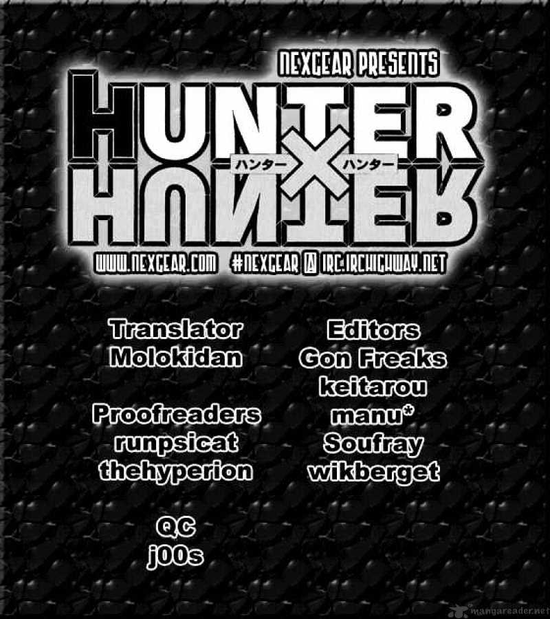 Hunter X Hunter Chapter 263  Online Free Manga Read Image 18