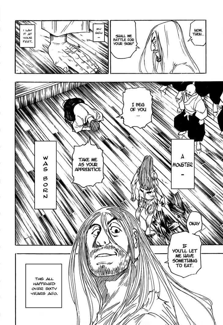 Hunter X Hunter Chapter 265  Online Free Manga Read Image 11