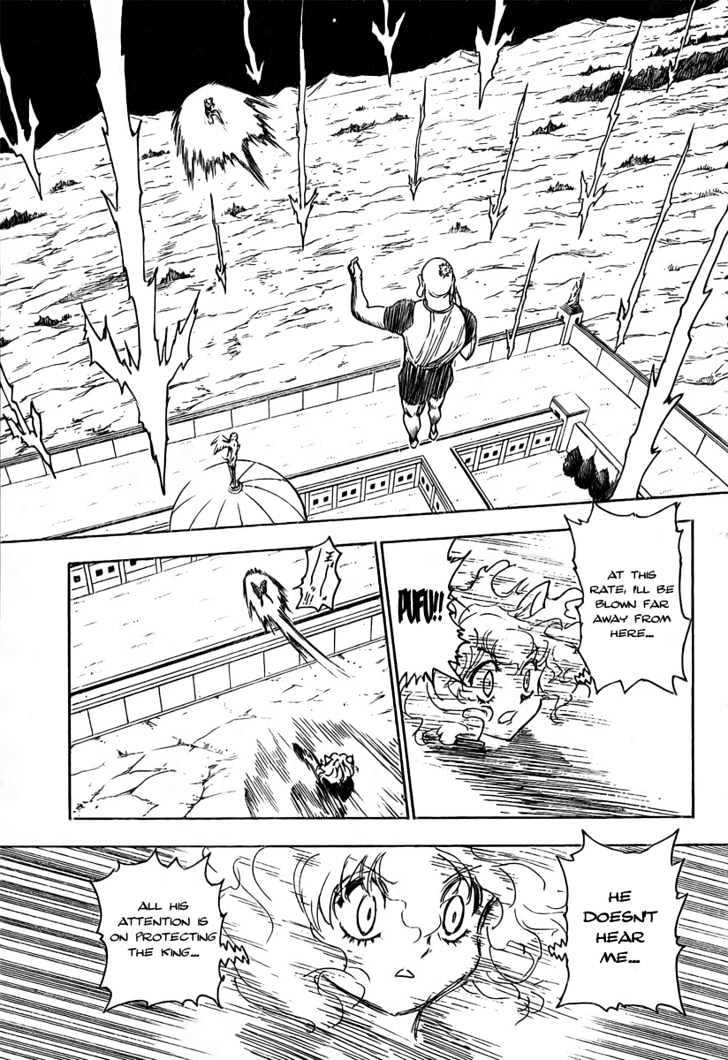 Hunter X Hunter Chapter 265  Online Free Manga Read Image 12