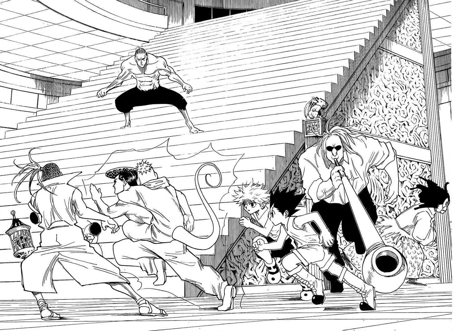 Hunter X Hunter Chapter 265  Online Free Manga Read Image 17