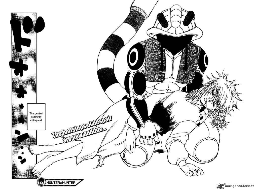 Hunter X Hunter Chapter 267  Online Free Manga Read Image 16