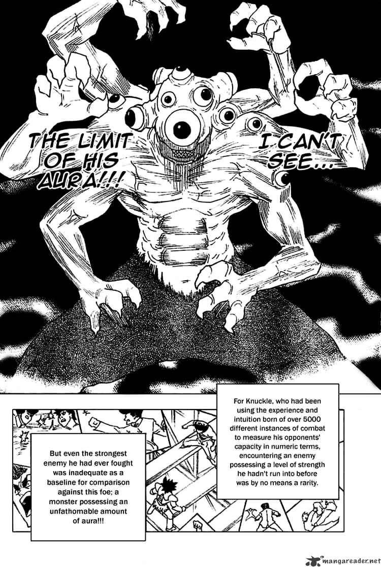 Hunter X Hunter Chapter 267  Online Free Manga Read Image 5