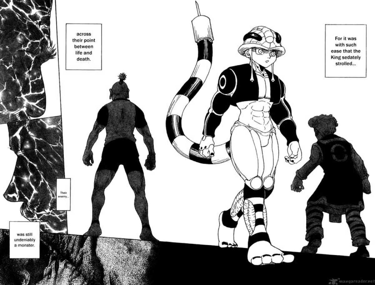 Hunter X Hunter Chapter 268  Online Free Manga Read Image 10
