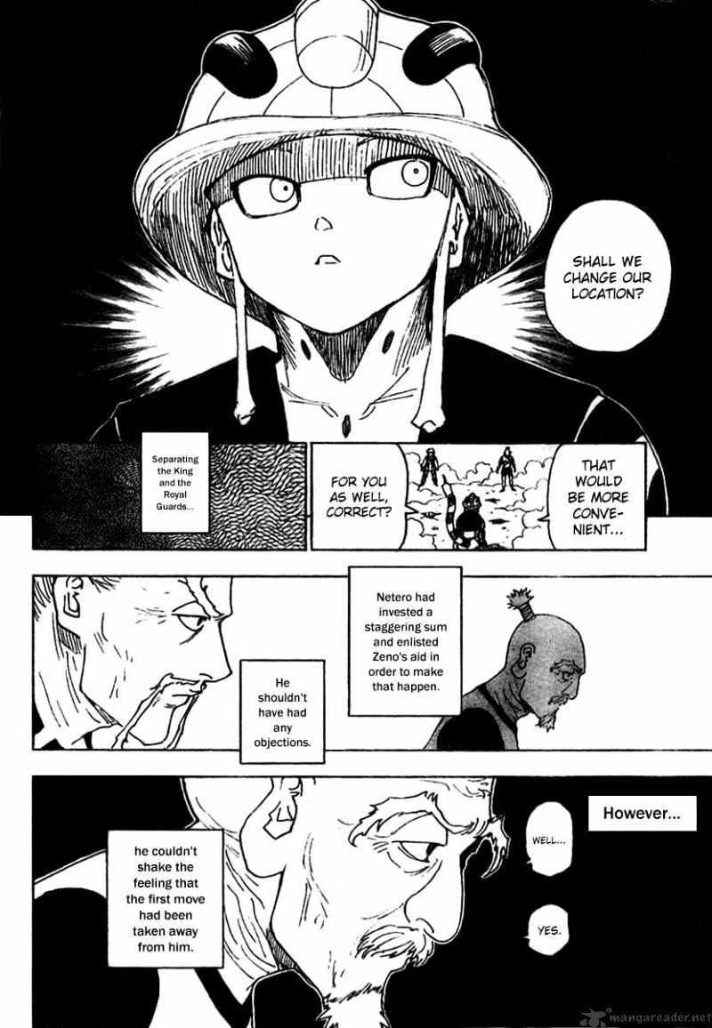 Hunter X Hunter Chapter 268  Online Free Manga Read Image 8