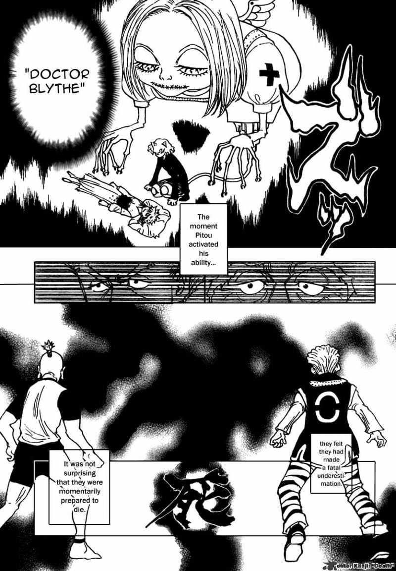Hunter X Hunter Chapter 268  Online Free Manga Read Image 9