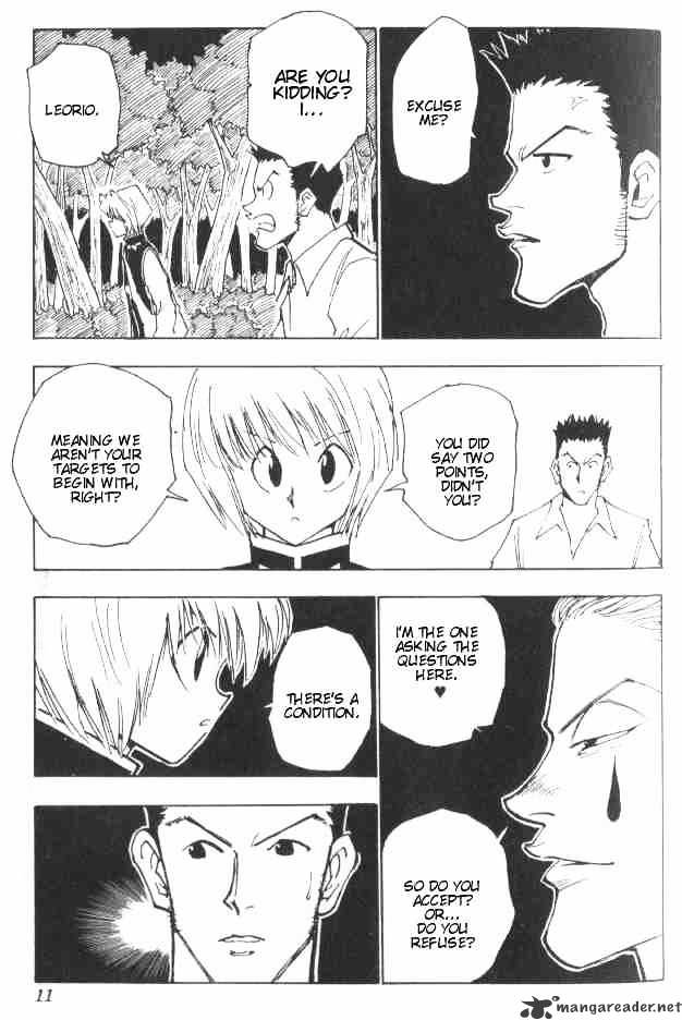 Hunter X Hunter Chapter 27  Online Free Manga Read Image 6