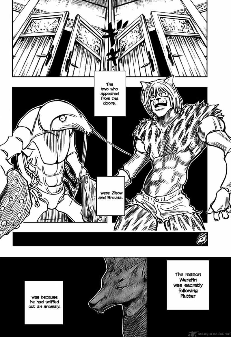 Hunter X Hunter Chapter 271  Online Free Manga Read Image 14
