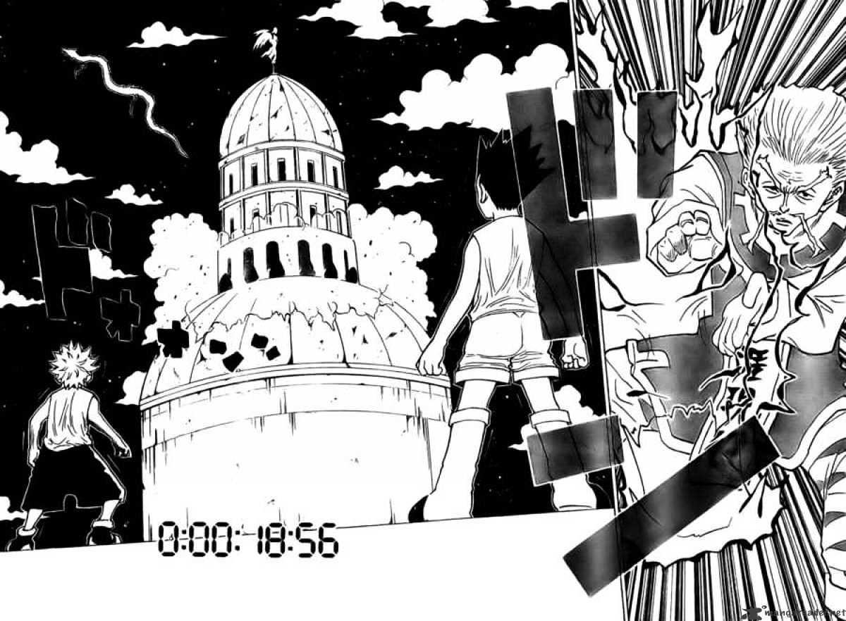 Hunter X Hunter Chapter 271  Online Free Manga Read Image 5