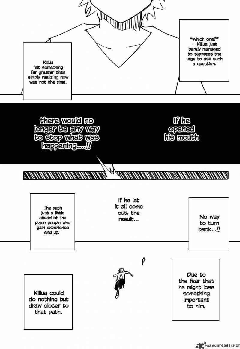 Hunter X Hunter Chapter 271  Online Free Manga Read Image 7