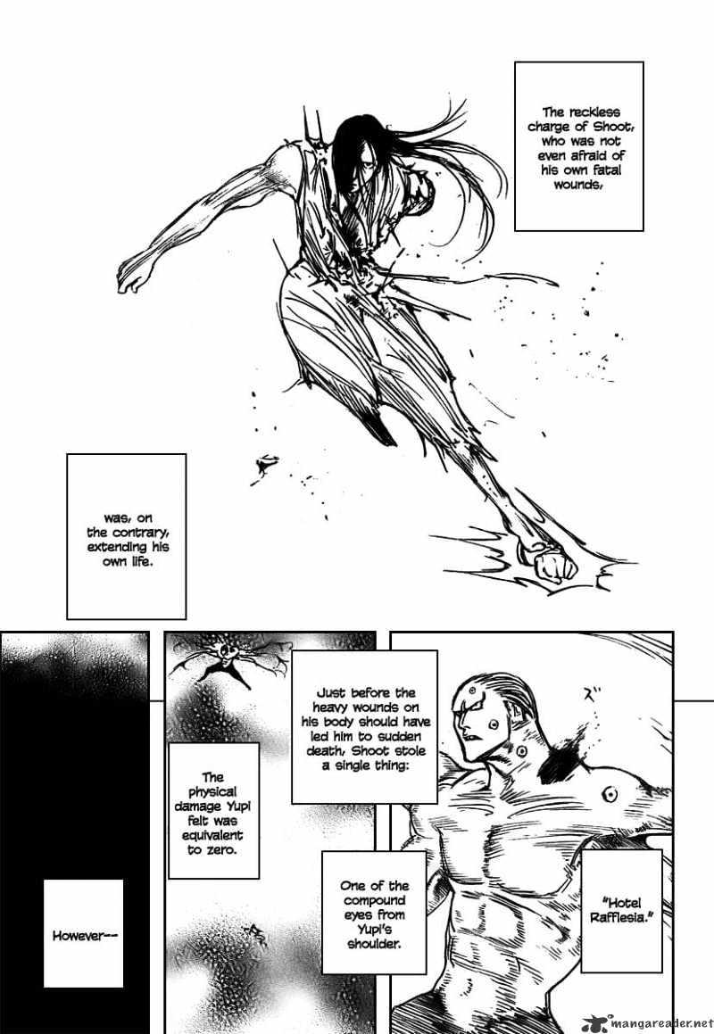 Hunter X Hunter Chapter 271  Online Free Manga Read Image 9