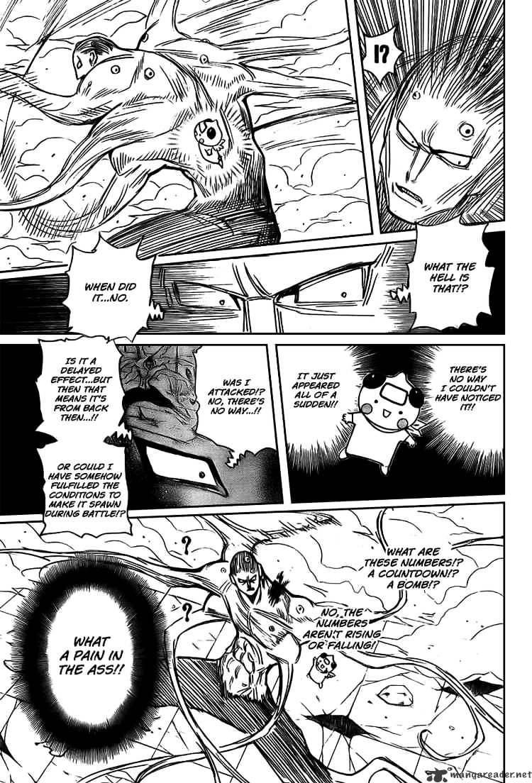 Hunter X Hunter Chapter 272  Online Free Manga Read Image 8