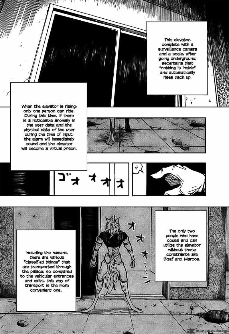Hunter X Hunter Chapter 273  Online Free Manga Read Image 10