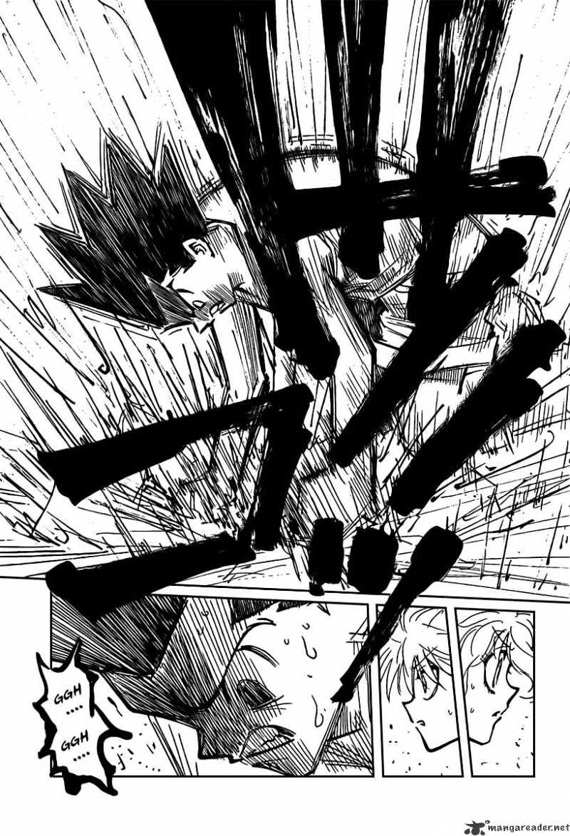 Hunter X Hunter Chapter 275  Online Free Manga Read Image 7