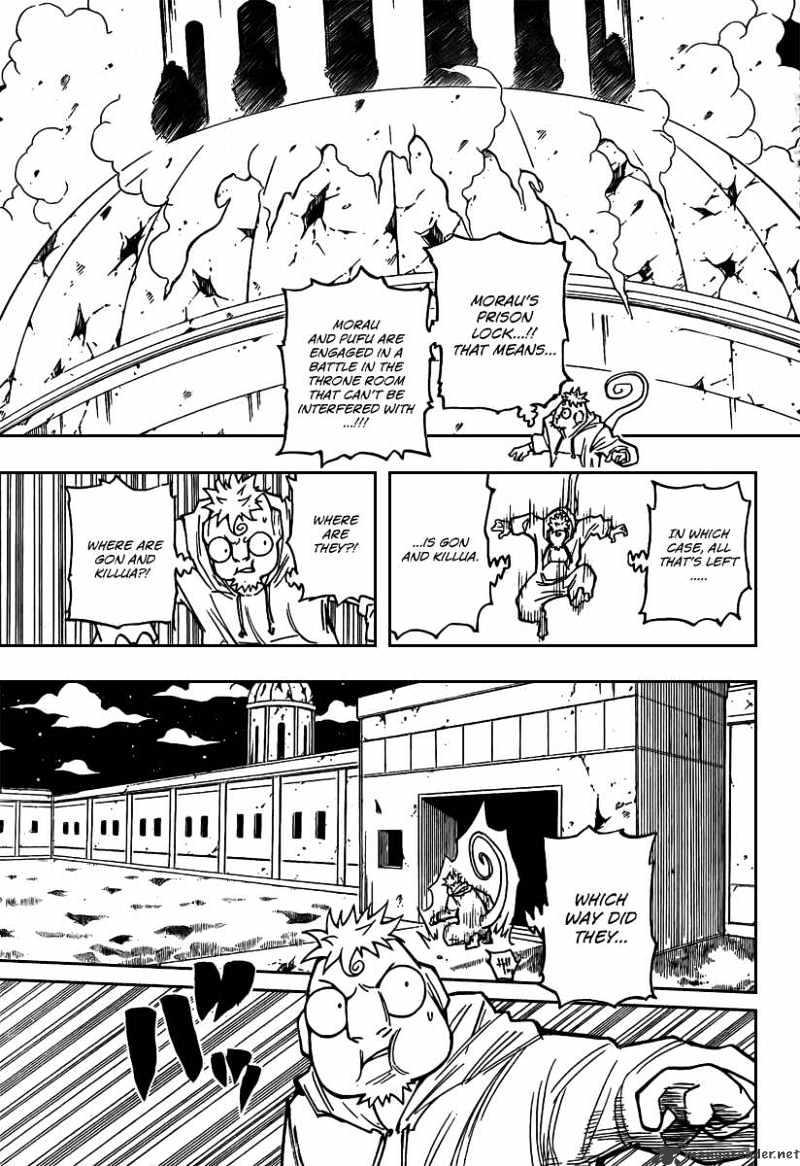 Hunter X Hunter Chapter 276  Online Free Manga Read Image 10