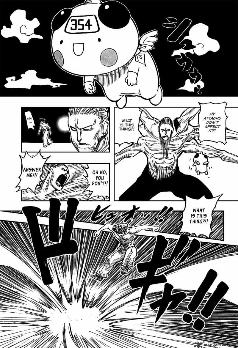 Hunter X Hunter Chapter 276  Online Free Manga Read Image 3