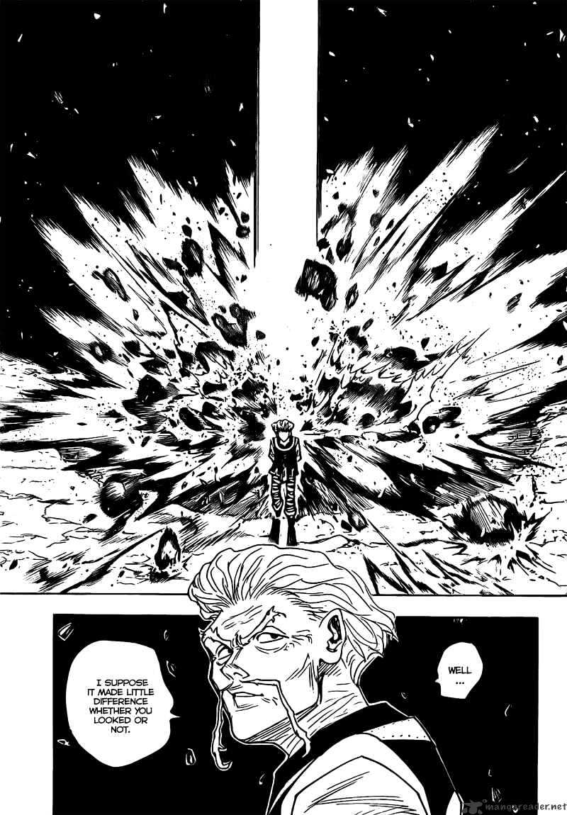 Hunter X Hunter Chapter 278  Online Free Manga Read Image 15