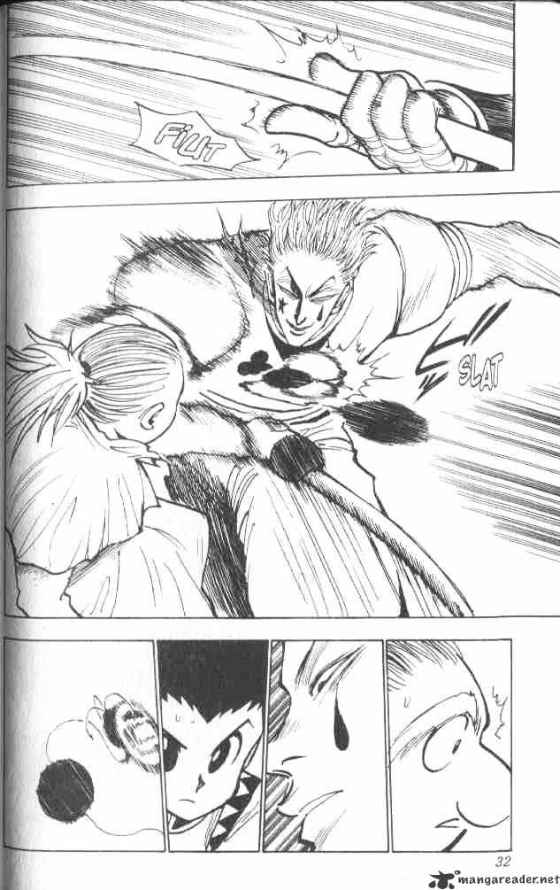 Hunter X Hunter Chapter 28  Online Free Manga Read Image 7