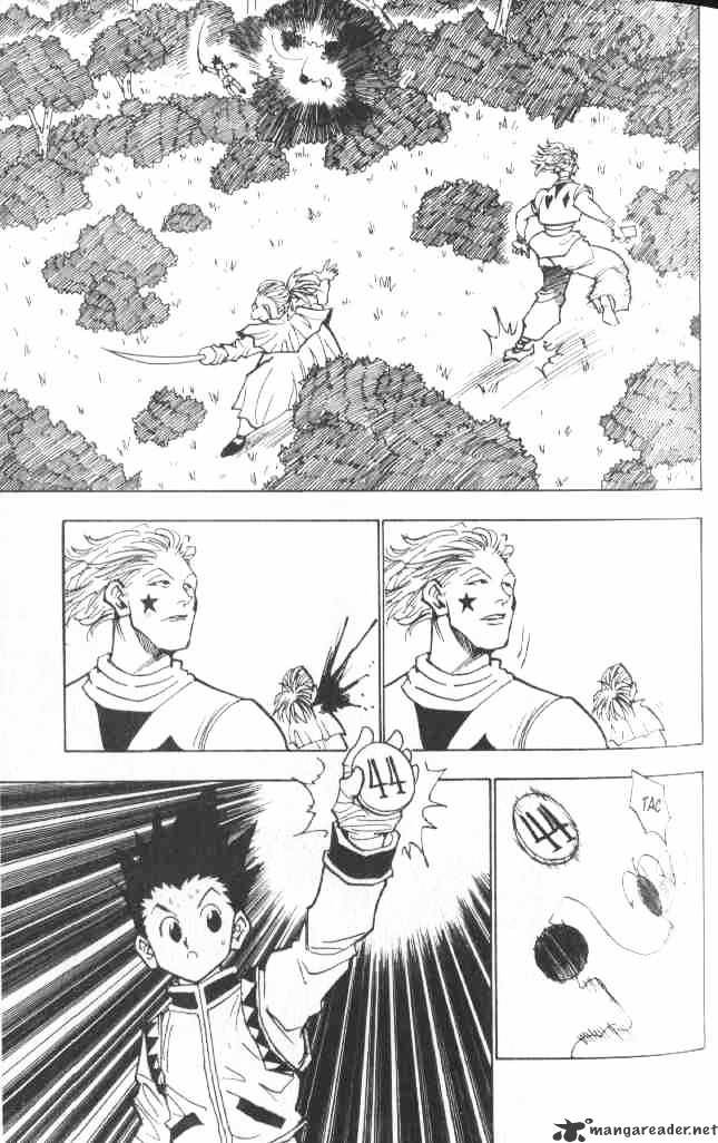 Hunter X Hunter Chapter 28  Online Free Manga Read Image 8