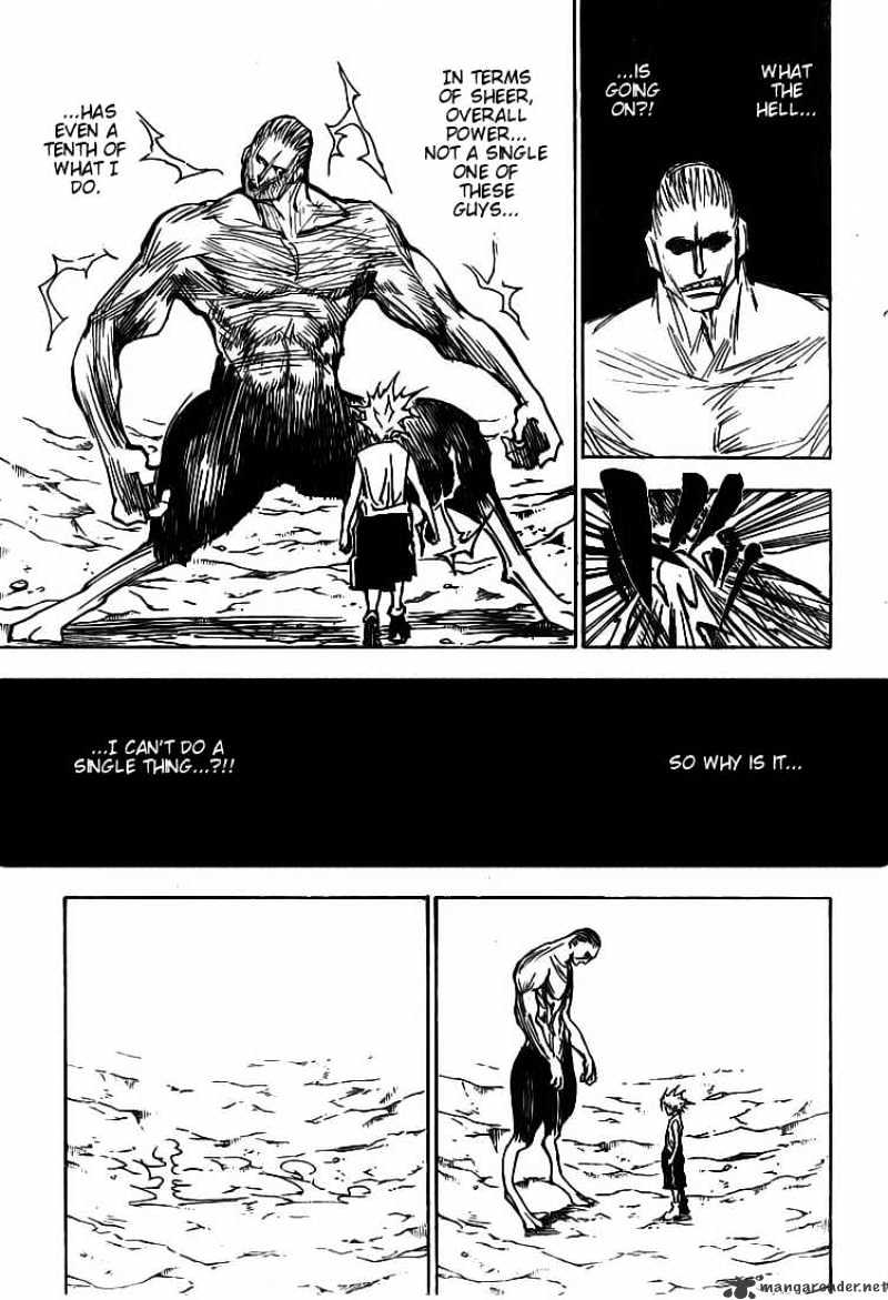 Hunter X Hunter Chapter 281  Online Free Manga Read Image 16