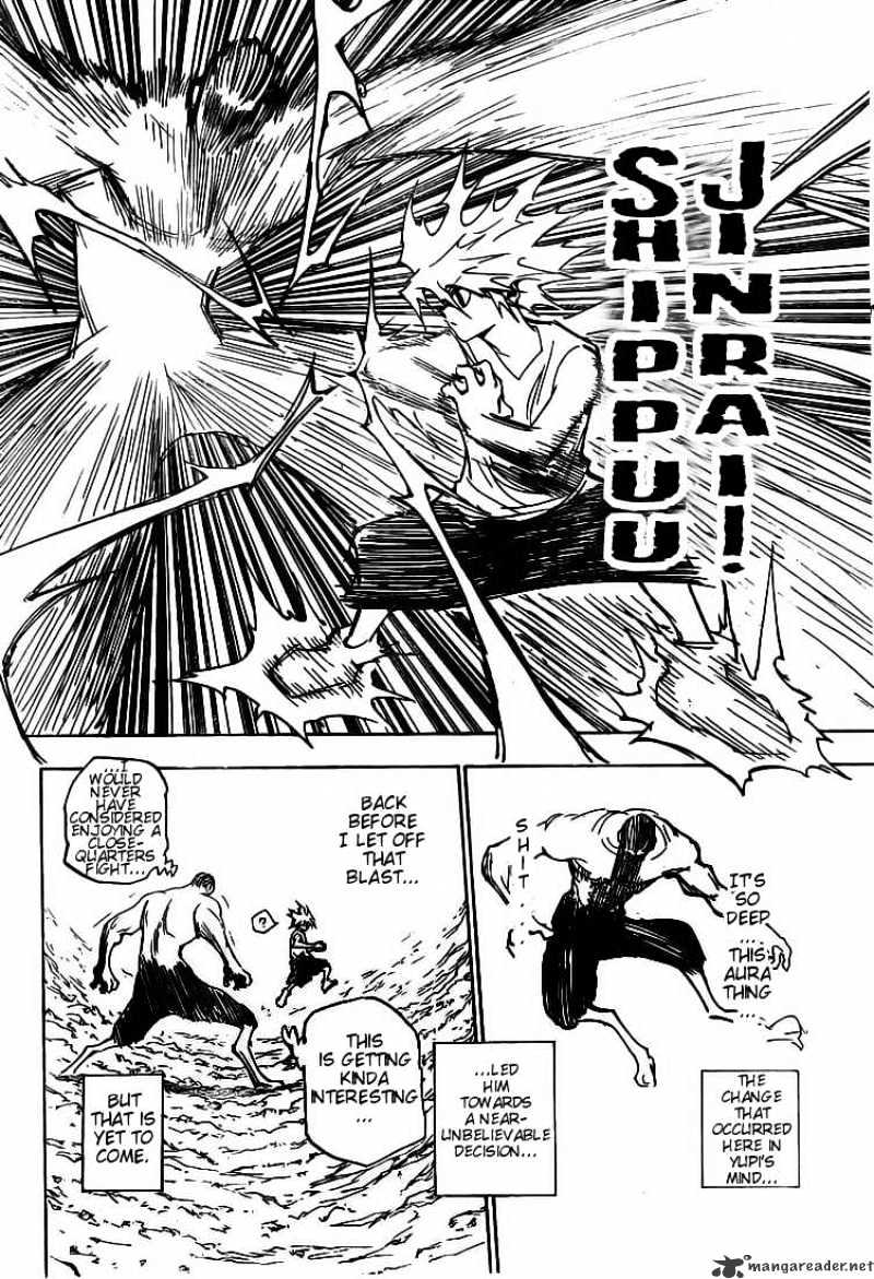 Hunter X Hunter Chapter 281  Online Free Manga Read Image 17