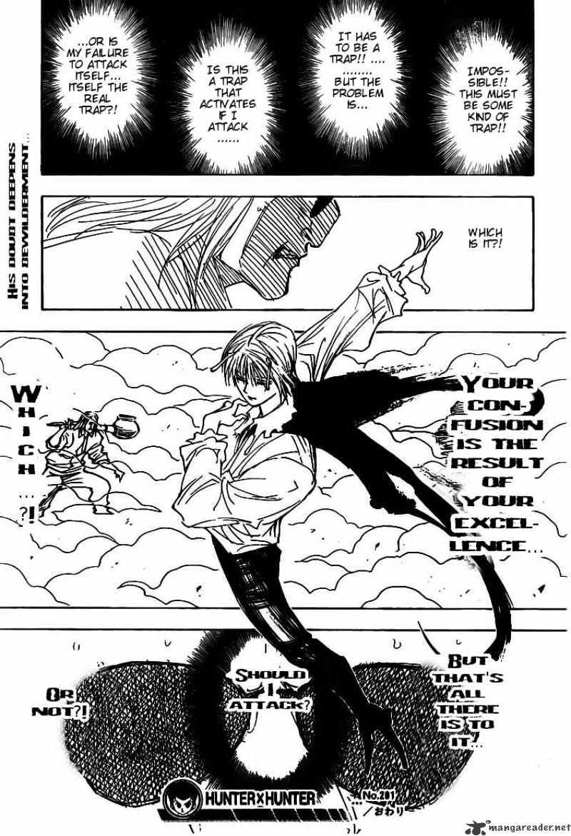 Hunter X Hunter Chapter 281  Online Free Manga Read Image 22