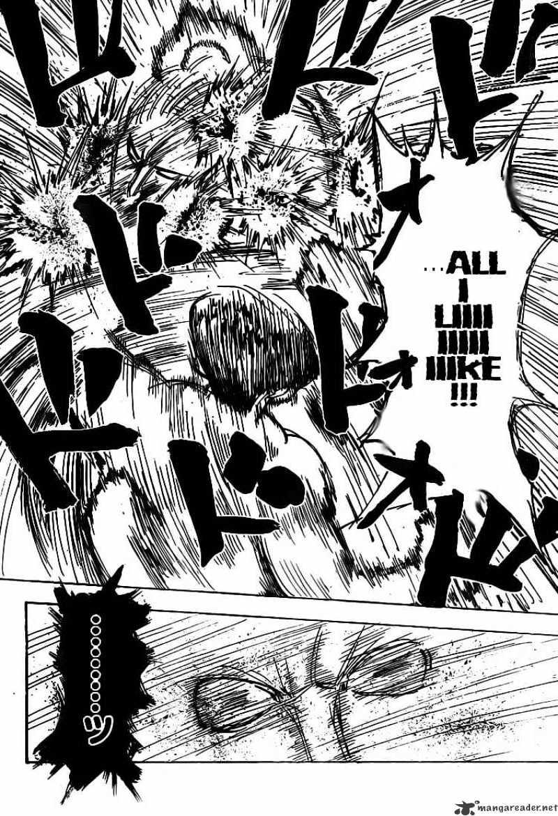 Hunter X Hunter Chapter 281  Online Free Manga Read Image 5
