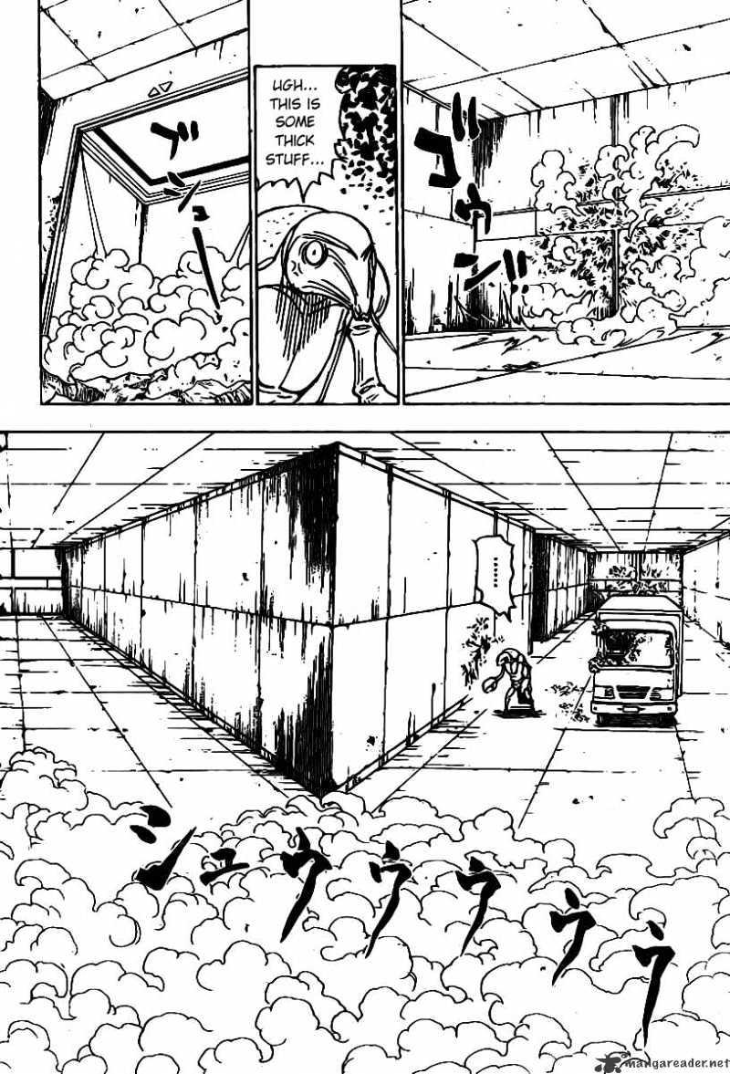 Hunter X Hunter Chapter 282  Online Free Manga Read Image 10