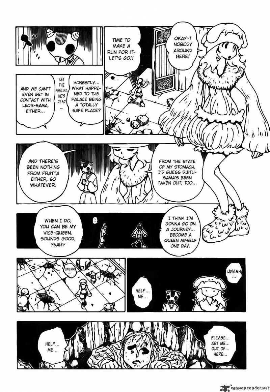 Hunter X Hunter Chapter 285  Online Free Manga Read Image 2