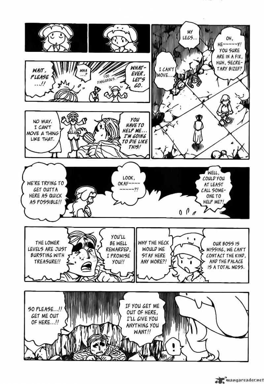 Hunter X Hunter Chapter 285  Online Free Manga Read Image 3