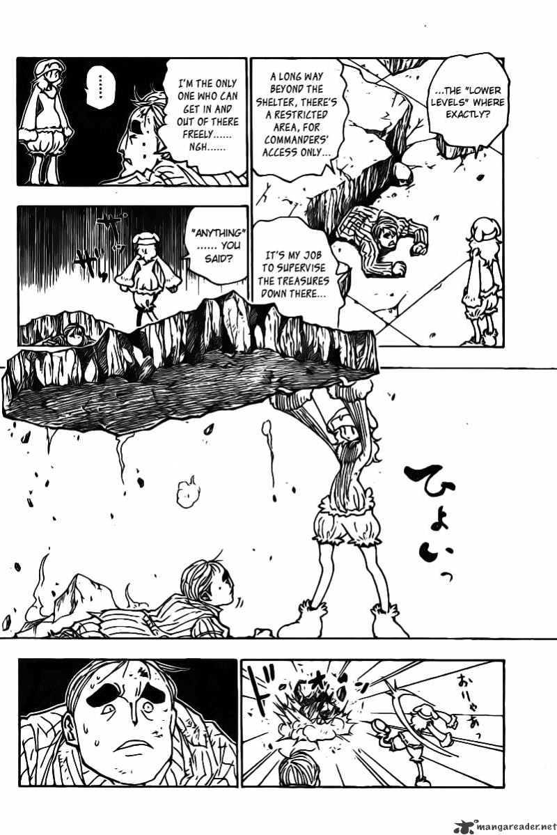 Hunter X Hunter Chapter 285  Online Free Manga Read Image 4