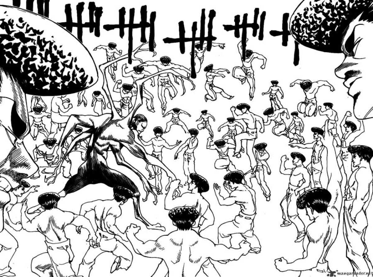 Hunter X Hunter Chapter 285  Online Free Manga Read Image 6
