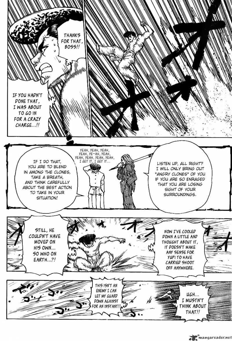Hunter X Hunter Chapter 286  Online Free Manga Read Image 10
