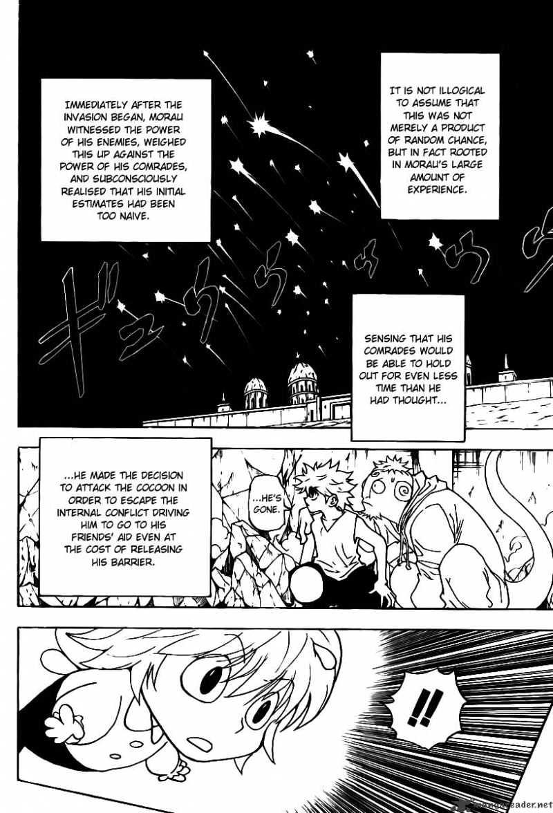 Hunter X Hunter Chapter 286  Online Free Manga Read Image 8