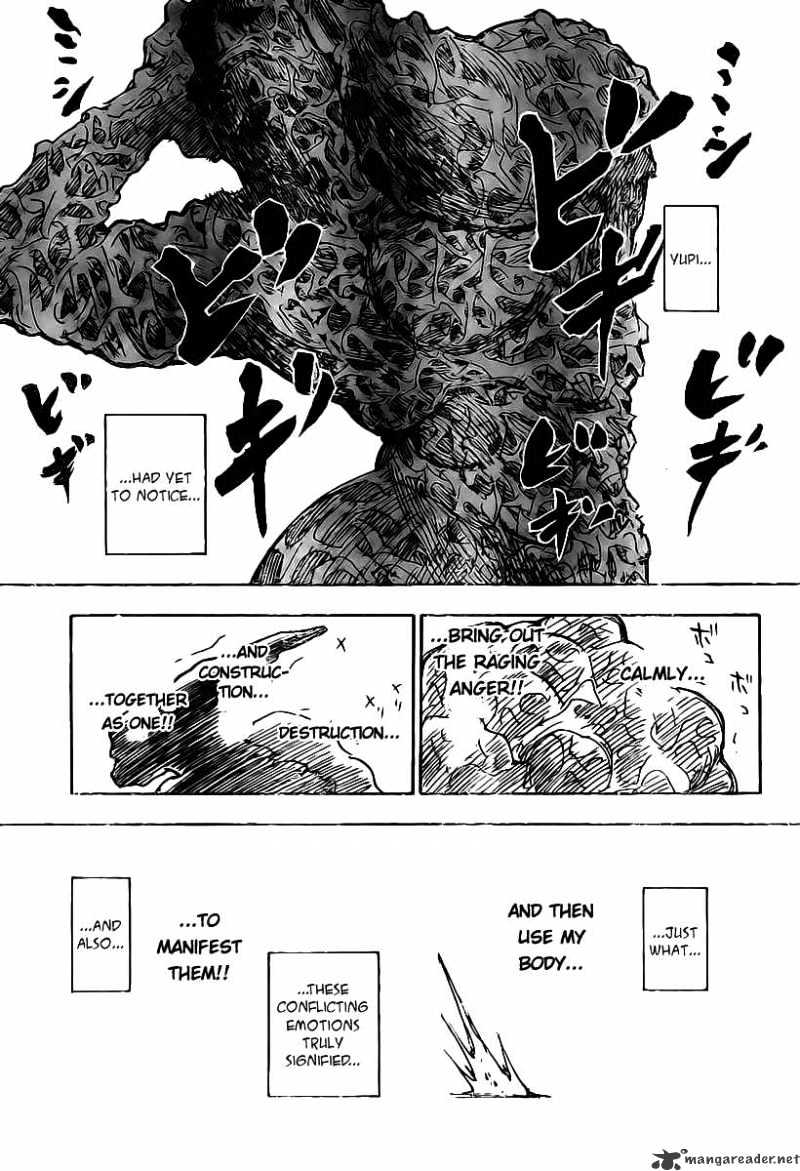 Hunter X Hunter Chapter 287  Online Free Manga Read Image 7